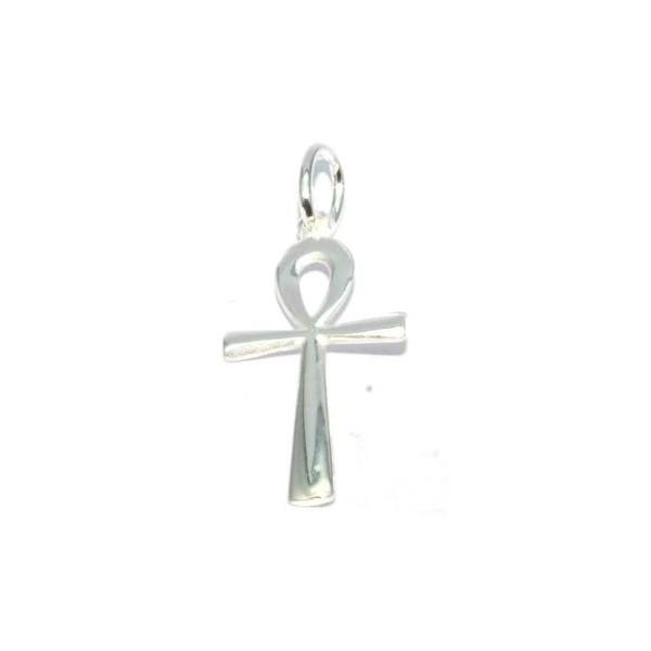 Croix argent 925/1000e  15x25mm 1.20grs