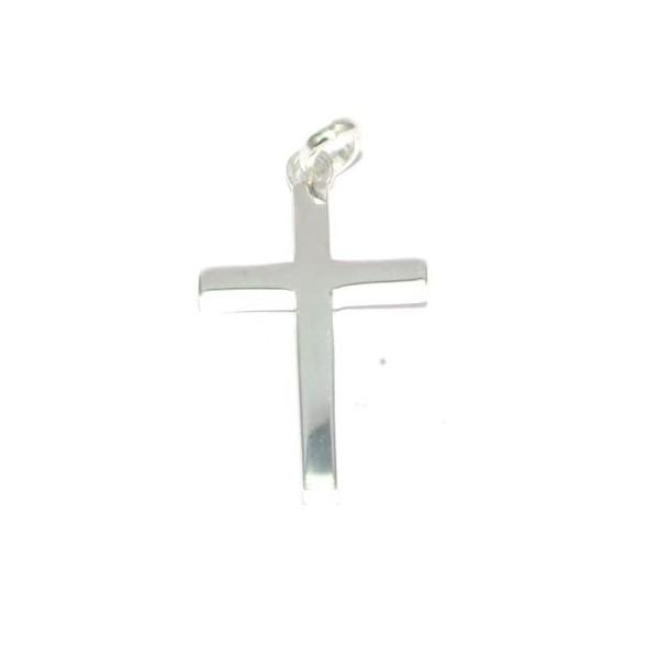 Croix argent 925/1000e  18x28mm 3.50grs