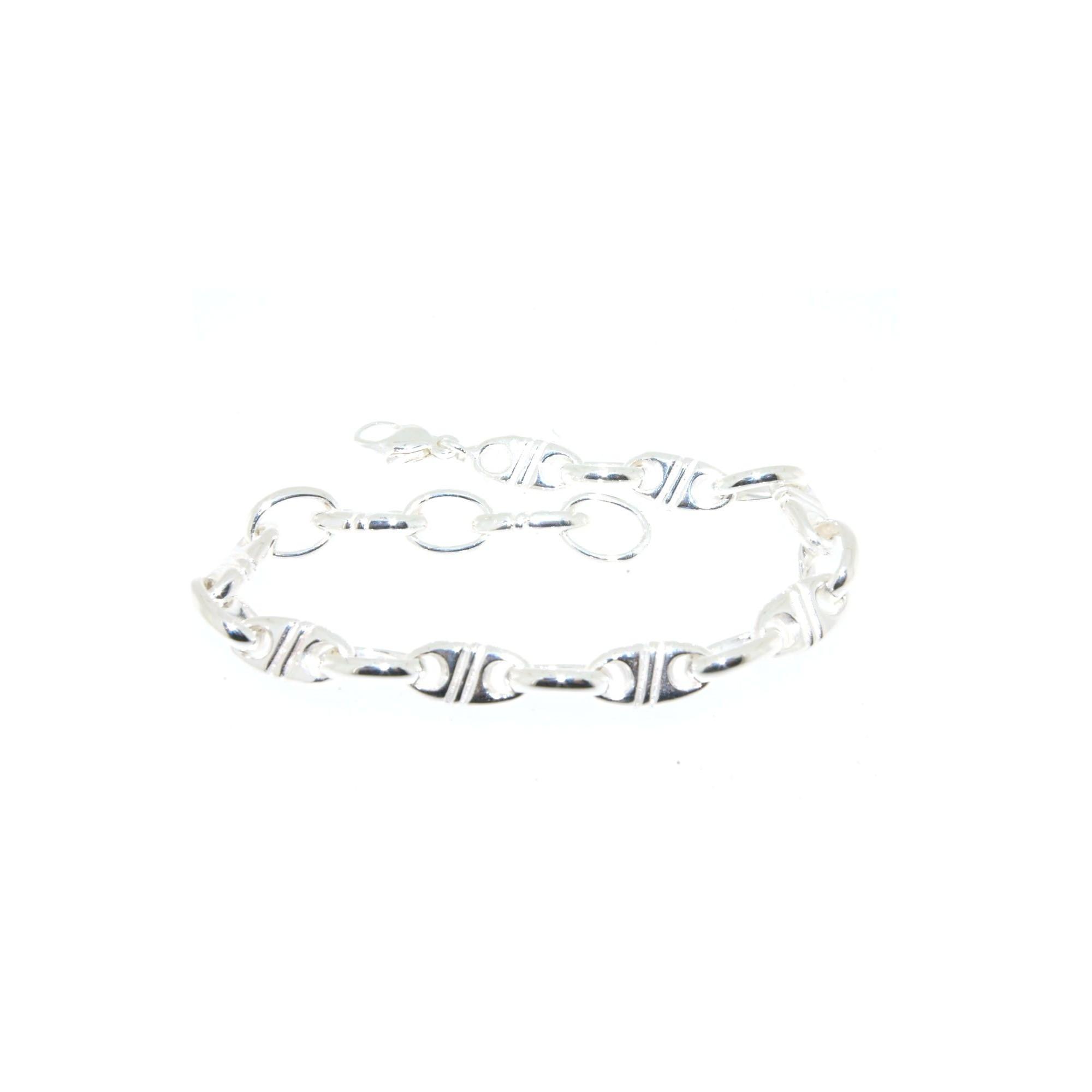 bracelet argent fantaisie