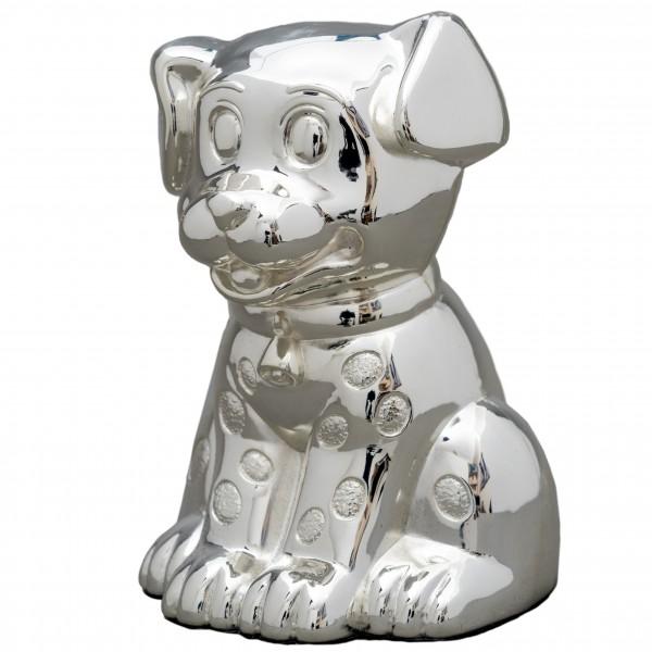 Tirelire chien dalmatien