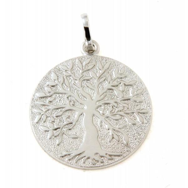 Pendentif arbre de vie en argent