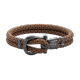 Bracelet homme marron Paul Hewitt